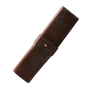 delta pencase brown