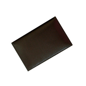 lead namecard wallet black