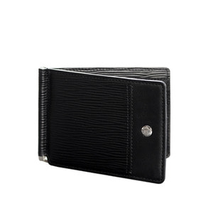 match moneyclip black