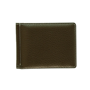 aile moneyclip brown