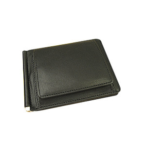 impress moneyclip black