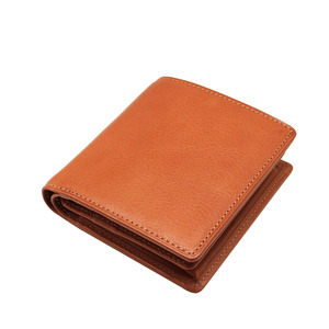 EntireⅡ wallet caramel