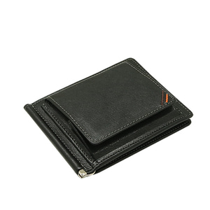 Dualline moneyclip Black